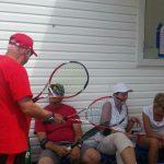 Learn tennis (1)