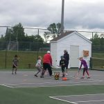 Learn tennis (2)